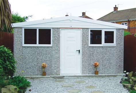 Shed Concrete by Concrete Shed Workshops Pre Fabricated Concrete