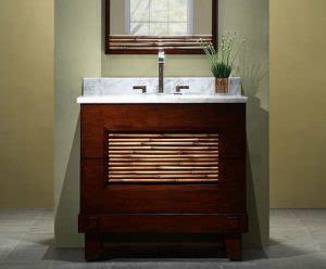 Asian Style Bathroom Vanities Asian Vanities For A Relaxing Asian Style Bathroom