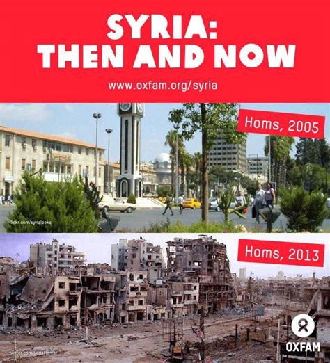 syria before and after syrian crisis unsc demands humanitarian access oxfam nz