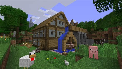 minecraft house design xbox 360 minecraft xbox 360 edition ztgd play games not consoles