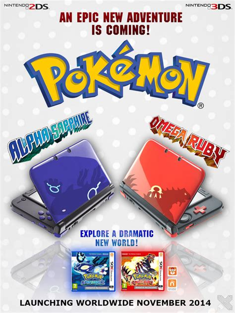 3ds Omega Ruby omega ruby and alpha sapphire special edition 3ds by chop
