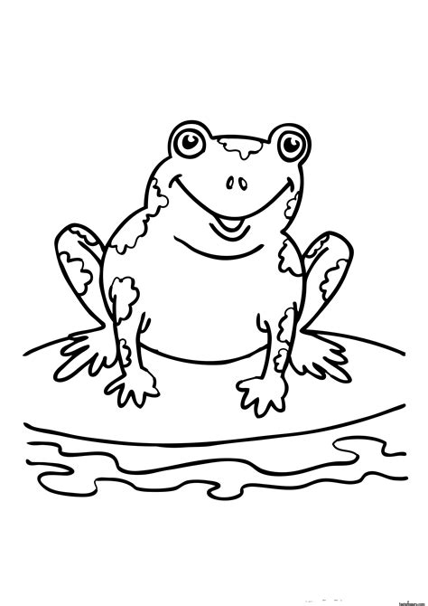 speckled frog coloring page speckled frogs coloring pages