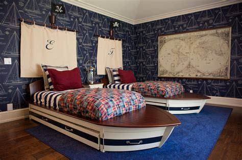 Children S Nautical Bedroom Decor by Nautical Themed Boys Room Kym Rodgerkym Rodger