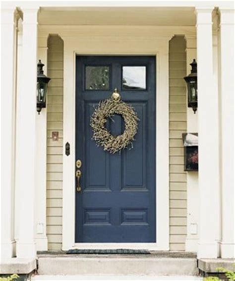 blue house white trim front door best 25 tan house ideas on pinterest exterior house