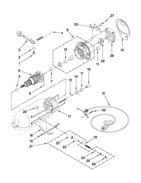 Related Keywords & Suggestions for kitchenaid mixer parts