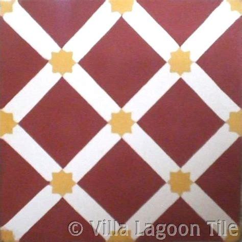 Cement European Classics encaustic patchwork cement tiles for uk europe villa