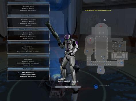 battlefront evolved 10 download mod db star wars battlefront 2 187th legion skin mod image mod db