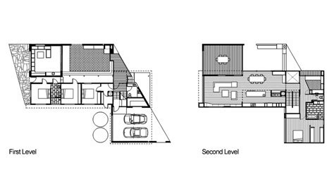 house designs and floor plans tasmania plan lagoon beach house tasmania by birrelli