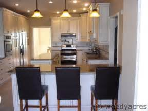 kitchen with island and peninsula finished kitchens weedyacres kitchen