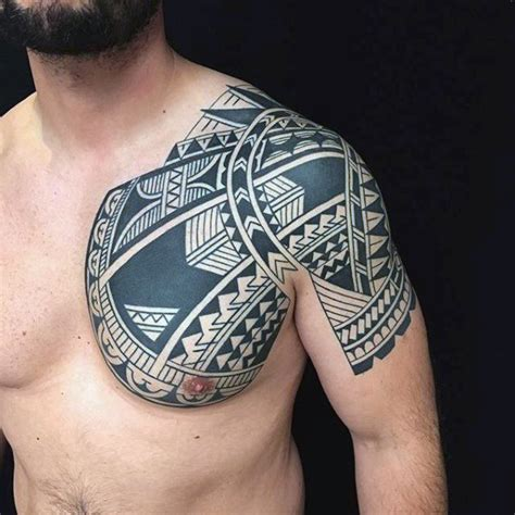 polynesian tattoo for men 50 polynesian arm designs for manly tribal ideas