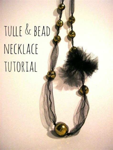 diy beaded jewelry tutorials 118 best images about for the of tulle on