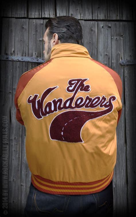 wanderers jacket by rockabilly rockabilly 50s style