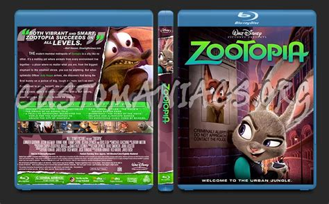 download film zootopia blu ray zootopia blu ray cover dvd covers labels by