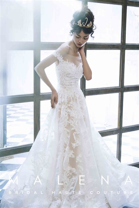 Rented Wedding Gowns by Wedding Gown Bridal Dress Rental Singapore Rent Gown