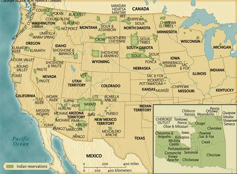 indian reservations texas map unit 7 maps images charts