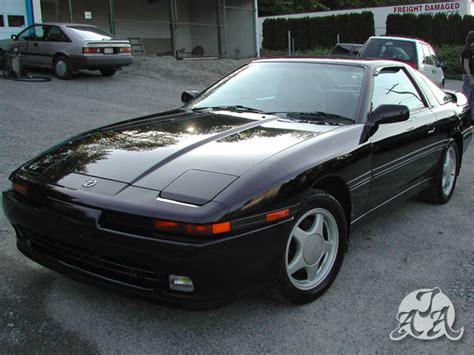 Toyota Supra 90 by 1990 Toyota Supra 2 5gt Turbo Only 67k Km
