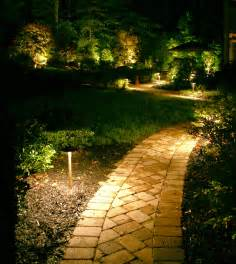 Outdoor Garden Lights Trees Gardens And Paths Outdoor Lighting Perspectives