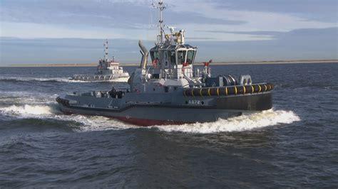 emotioneel afscheid oude sleepboot koninklijke marine - Oude Sleepboten