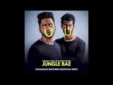 jack u back to you mp3 download skrillex diplo jungle bae feat bunji garlin