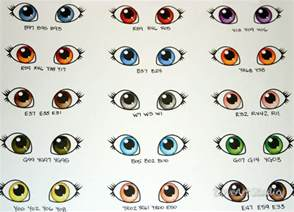 genetic eye color chart baby eye color calculator pictures to pin on