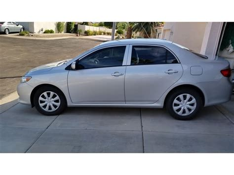 Toyota Corolla 2009 For Sale 2009 Toyota Corolla For Sale By Owner In Az 85387