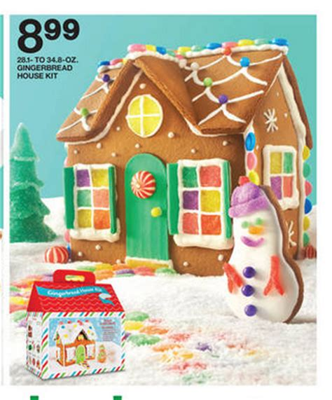 target gingerbread house kit target gingerbread house kits 7 my frugal adventures