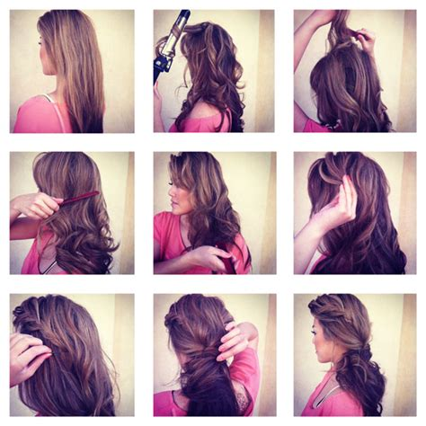latest long hair step by step hairstyles for girls part 2 latest long hair step by step hairstyles for girls