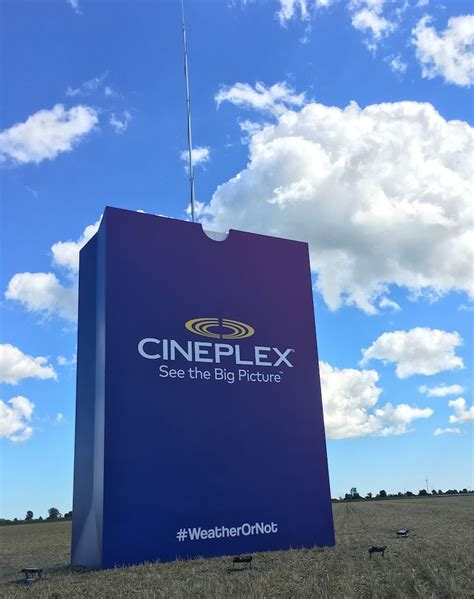 cineplex events oversized popcorn sculptures cineplex entertainment