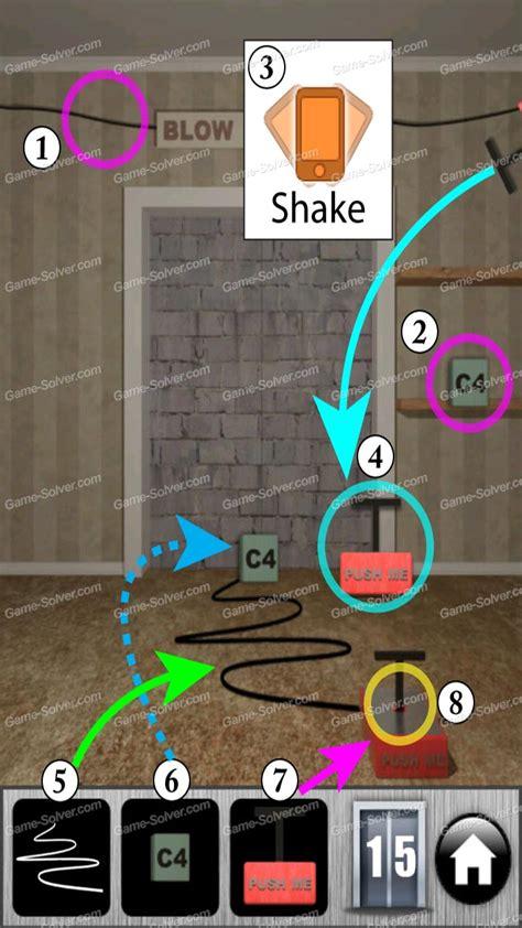 doors of revenge level 15 solution 100 doors of revenge level 15 game solver