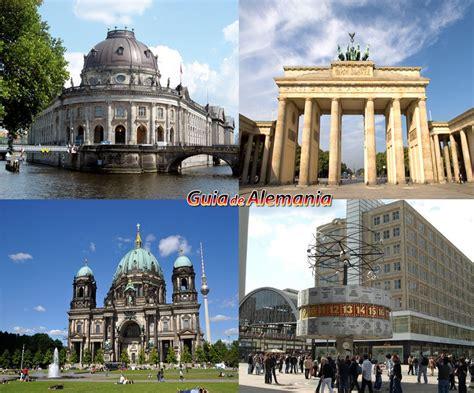 imagenes sitios historicos sitios tur 237 sticos en berl 237 n guia de alemania