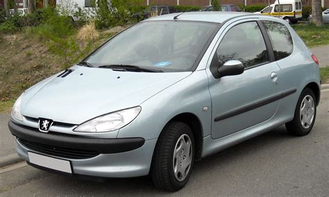 Peugeot 206s Peugeot 206 Wikiwand