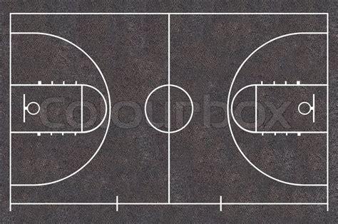 Log Home Floor Plans And Prices basketball court floor plan asphalt texture street basket