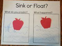 whatever floats your boat or sinks it 47 best sink or float inquiry images science classroom