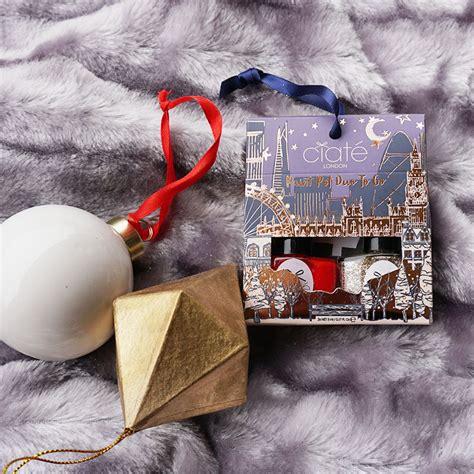 ciate london holiday nail polish gift sets citizens of