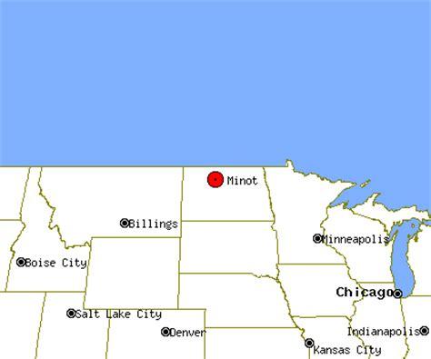 minot dakota map minot profile minot nd population crime map