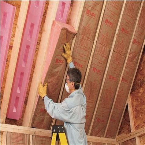 Ceiling Insulation Batts by Owens Corning R 30 Ecotouch Fiberglass Insulation Batts
