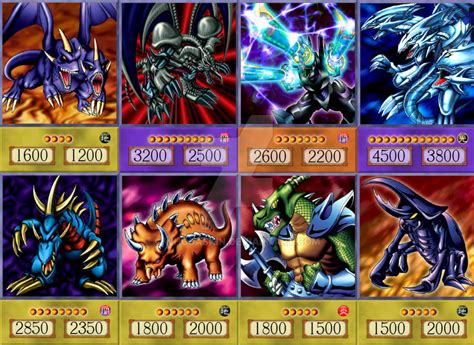 anime card yugioh anime card my favorites by whosaskin on deviantart