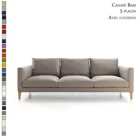 coussins canap駸 coussin assise canape