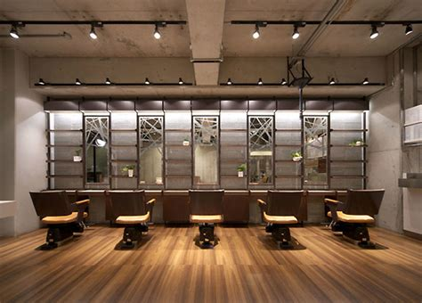 salon studio layout primula hair salon by inly design naruo japan 187 retail