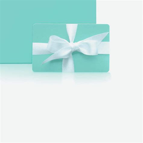 Tiffany Gift Cards - tiffany recognition programs tiffany co