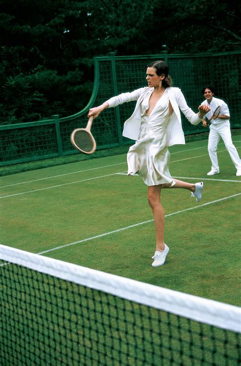 The Best Tennis Courts in Vogue   Vogue