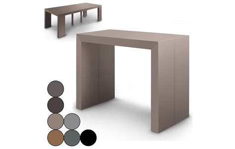Extensible Table | console table extensible