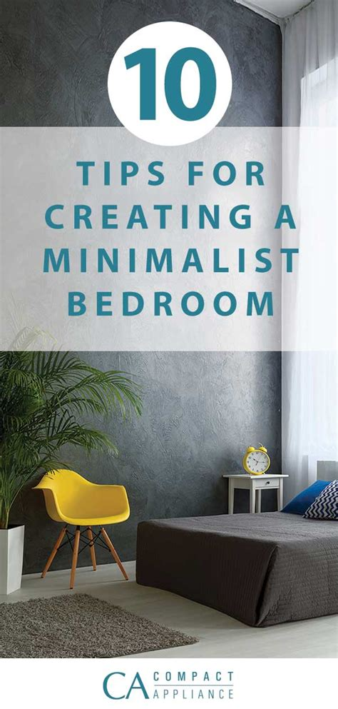 10 Tips For A Bedroom by 10 Tips For Creating A Minimalist Bedroom