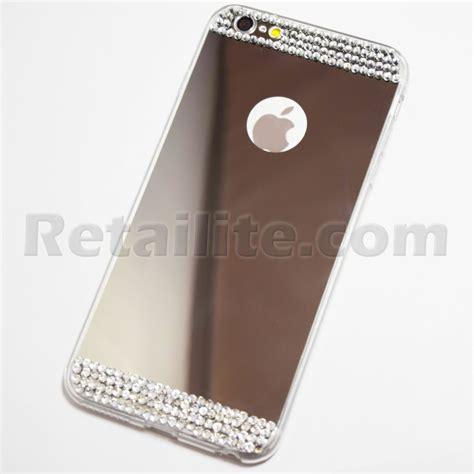Mirror For Iphone 6 Plus gold iphone 6 plus 6s plus reflective mirror