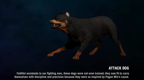 can dogs attacks attack far cry wiki fandom powered by wikia
