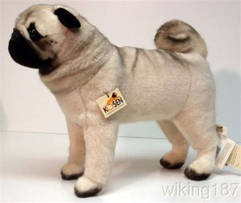 stuffed pug pug plush images frompo 1