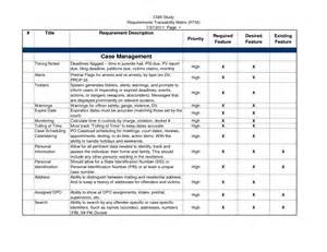 Requirements Traceability Matrix Template Excel by Requirements Traceability Matrix Template Pdf