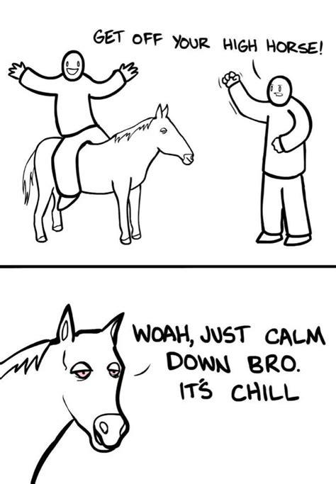 High Horse Meme - lol puns hahaha pinterest