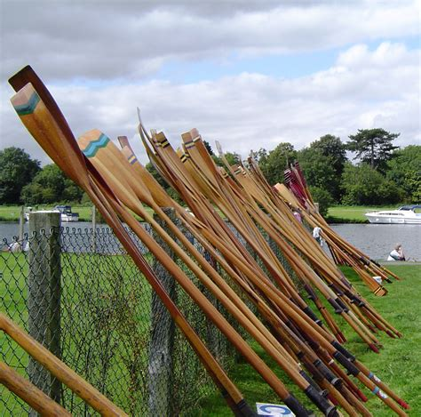 boat with oars is called olympic and traditional rowing