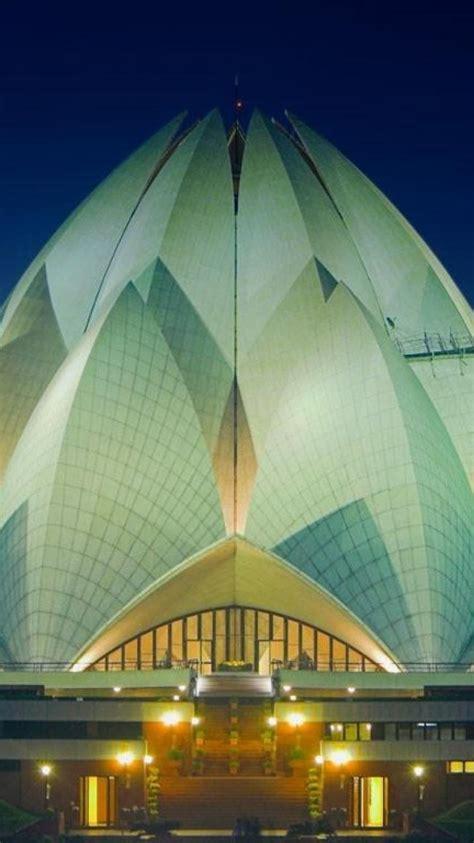 architecture buildings bing delhi india lotus temple